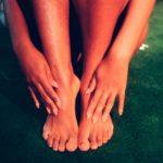 ¿Cómo tener unos pies suaves?