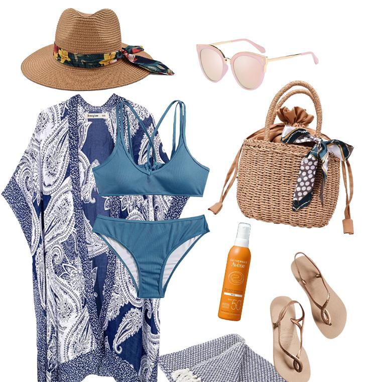 Básicos para el verano para la playa